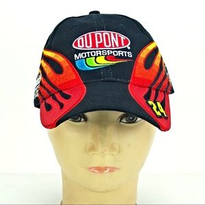 DU PONT MOTORSPORTS NASCAR #24 JEFF GORDON HAT NEW